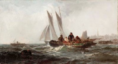 FRANKLIN DULLIN BRISCOE (1844-