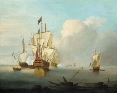 T. LEEMANS (ACTIVE CIRCA 1720)