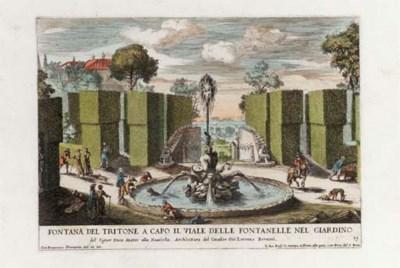 GIOVANNI BATTISTA FALDA (1643-