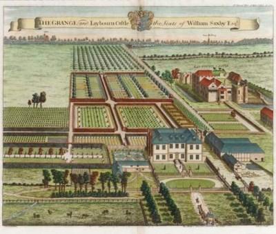 JOHANNES KIP (1653-1722), afte