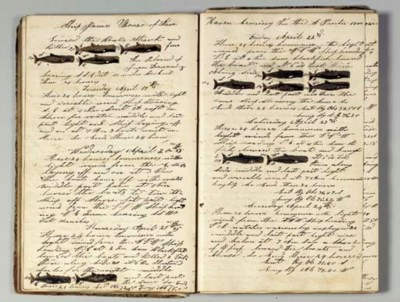 A WHALING LOGBOOK FROM THE SHI