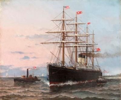 Fred Pansing (American, 1844-c