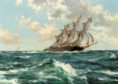 Montague Dawson (British, 1895