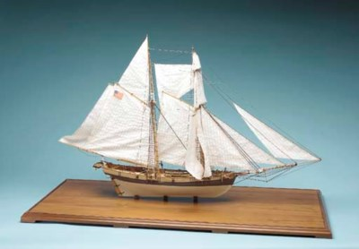 A Model Of The Baltimore Clipp