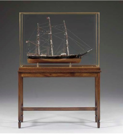 A Model of the Clipper Ship So