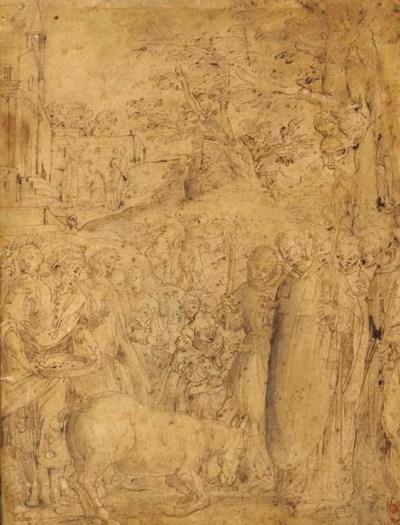 Simone Peterzano (Venice 1540-