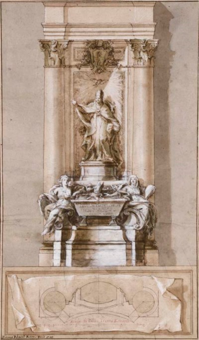 Pietro Bracci (Rome 1700-1773)