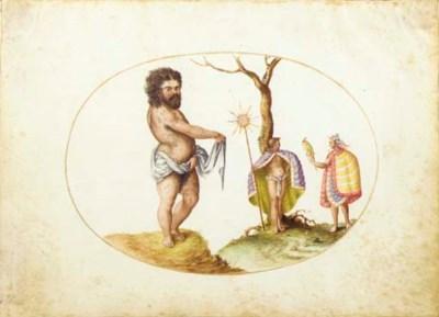 Joris Hoefnagel (? 1542-1601)