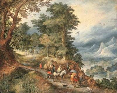 Follower of Jan Brueghel the E