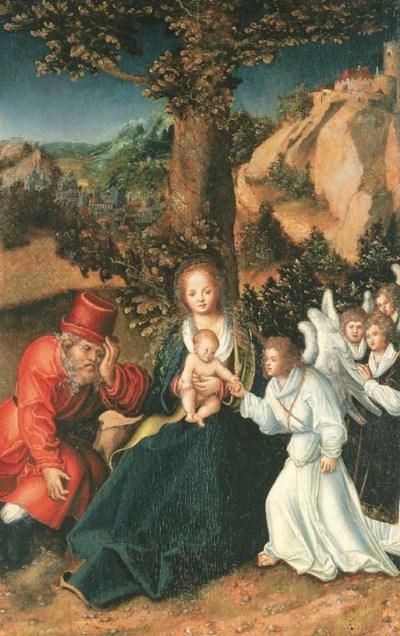 Studio of Lucas Cranach the El