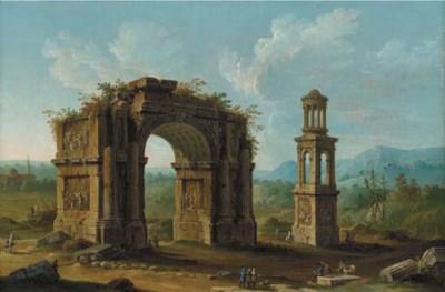 Antonio Joli (Modena c.1770-17