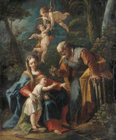 Gaspare Diziani (Belluna 1689-