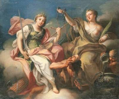 Placido Costanzi (Rome 1702- 1