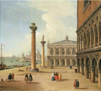 Antonio Joli (Modena c.1700-17