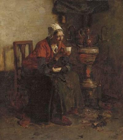 Alois Boudry (Belgian, 1851-19