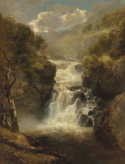 Edmund Gill (British, 1820-189