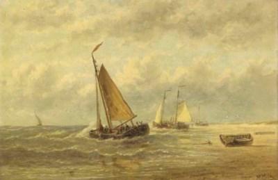 Hendrick Hulk (Dutch, 1842-193