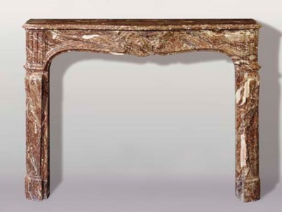 LOUIS XV STYLE ROUGE ROYALE MA