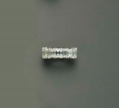 A DIAMOND ETERNITY BAND