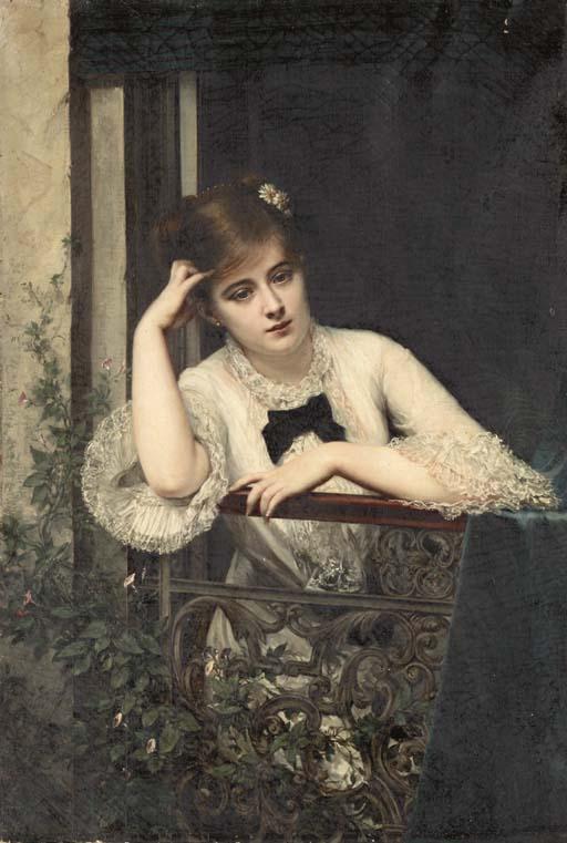 Jules Emile Saintin (French, 1