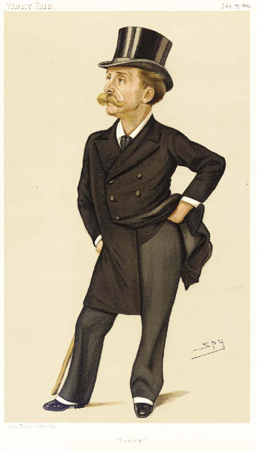 SIR LESLIE WARD (SPY) (1851-19