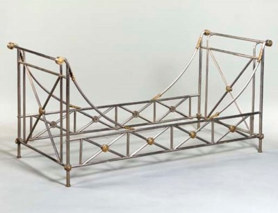 A DIRECTOIRE STYLE STEEL AND B