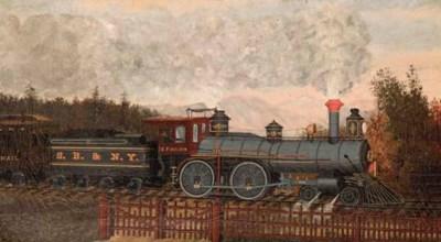 M. Mahony (Late 19th Century)