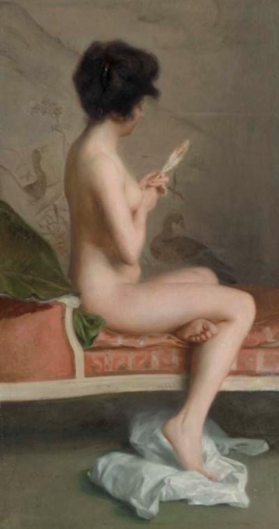 Julius Le Blanc Stewart (1855-