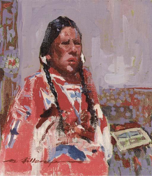Mel Fillerup (b. 1924)
