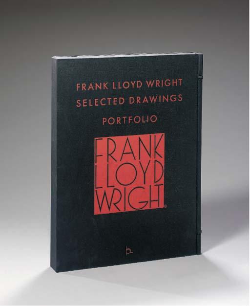 'FRANK LLOYD WRIGHT SELECTED D