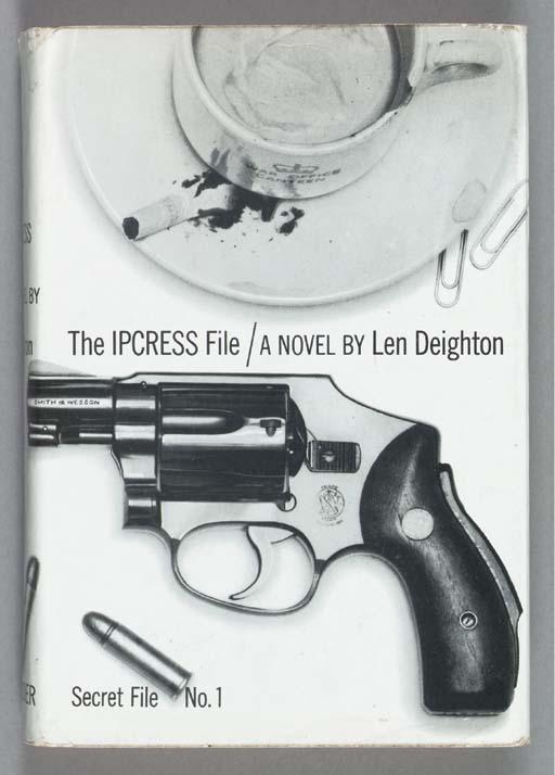 DEIGHTON, Len (b. 1929). The I
