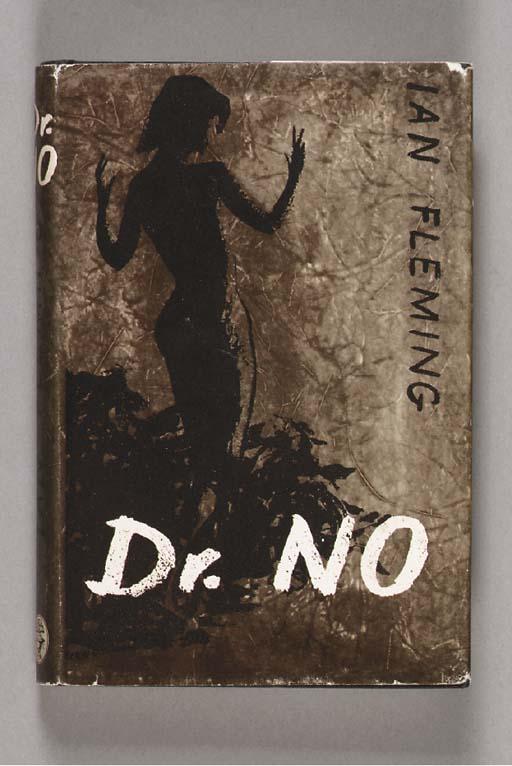 FLEMING, Ian. Dr No. London: J