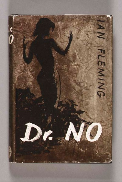 FLEMING, Ian. Dr No. London: J
