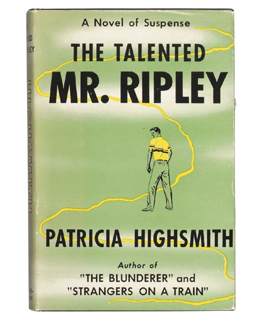HIGHSMITH, Patricia. The Talen