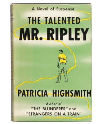 HIGHSMITH, Patricia. The Talen