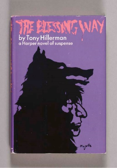 HILLERMAN, Tony (b. 1925). The