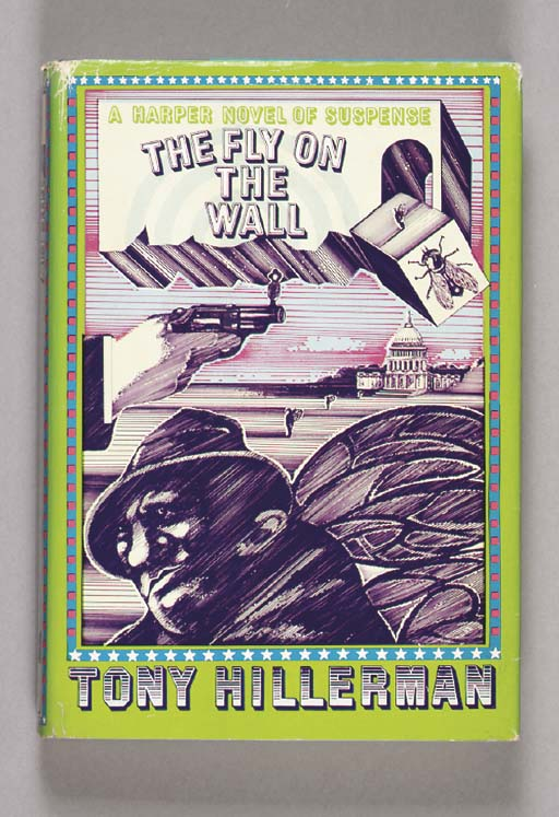 HILLERMAN, Tony. The Fly on th