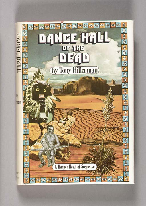 HILLERMAN, Tony. Dance Hall of