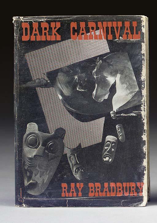 BRADBURY, Ray (b. 1920). The D