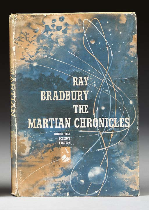 BRADBURY, Ray. The Martian Chr