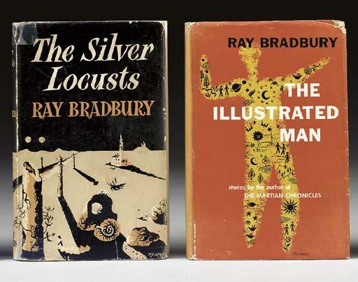 BRADBURY, Ray. The Silver Locu