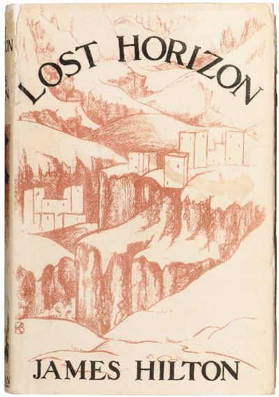 [FANTASY]. HILTON, James. Lost