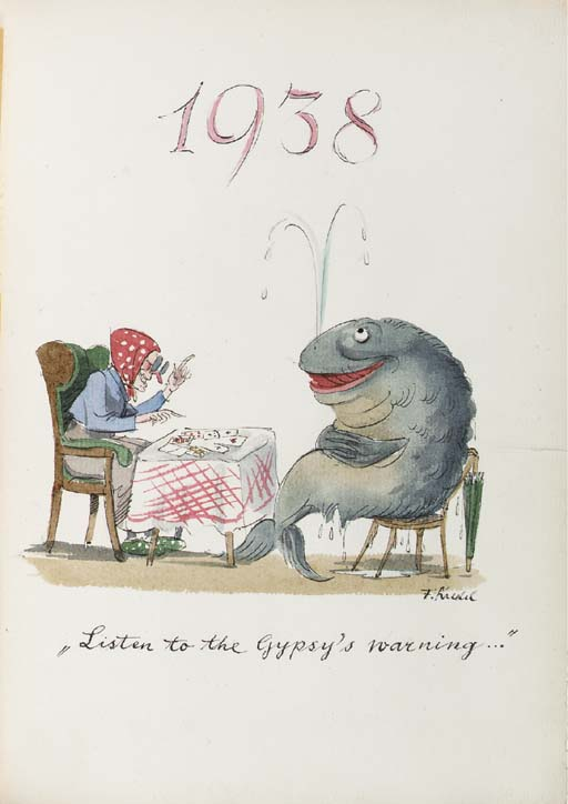 [WOOLLY WHALE, PRESS OF THE].