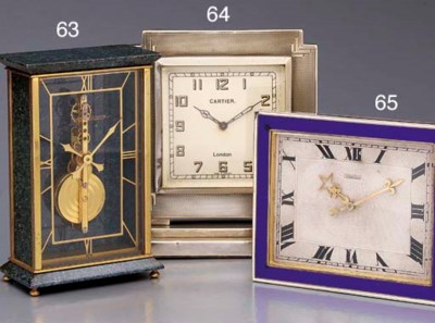 Jaeger-LeCoultre. A metal and