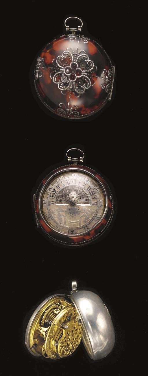 Thomas Rycroft. A rare silver