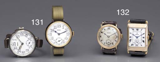 Rolex. A lot of two early hing