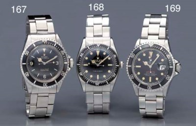 Rolex. A stainless steel self-