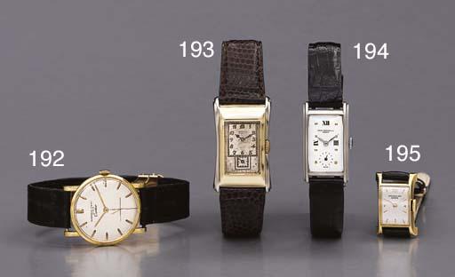 Rolex. A rare 14K two-colour g