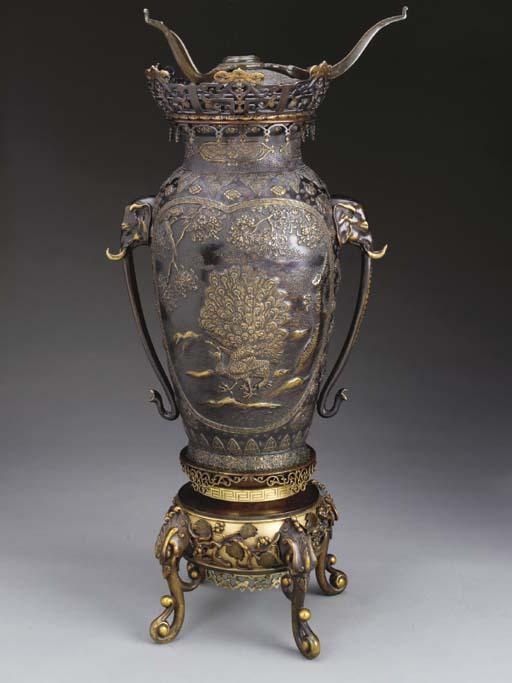 A Napoleon III Japonaise parce