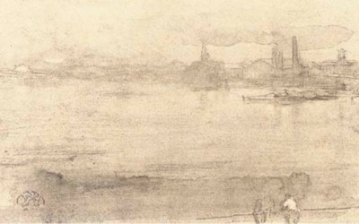 JAMES MCNEILL WHISTLER (1834-1
